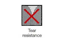 Tear resistance